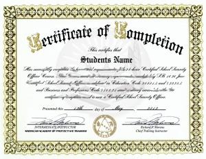 Sb 1626 Certification Los Angeles